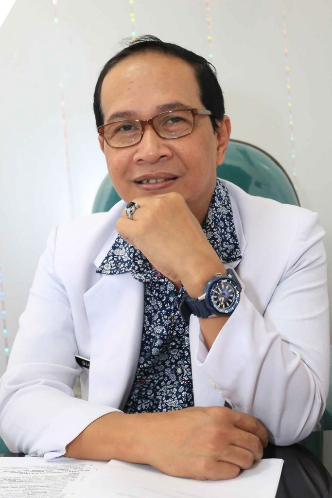 Sugeng Budi Santosa, dr, Sp.An.KMN